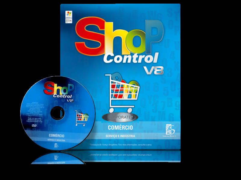 Shop Control 8