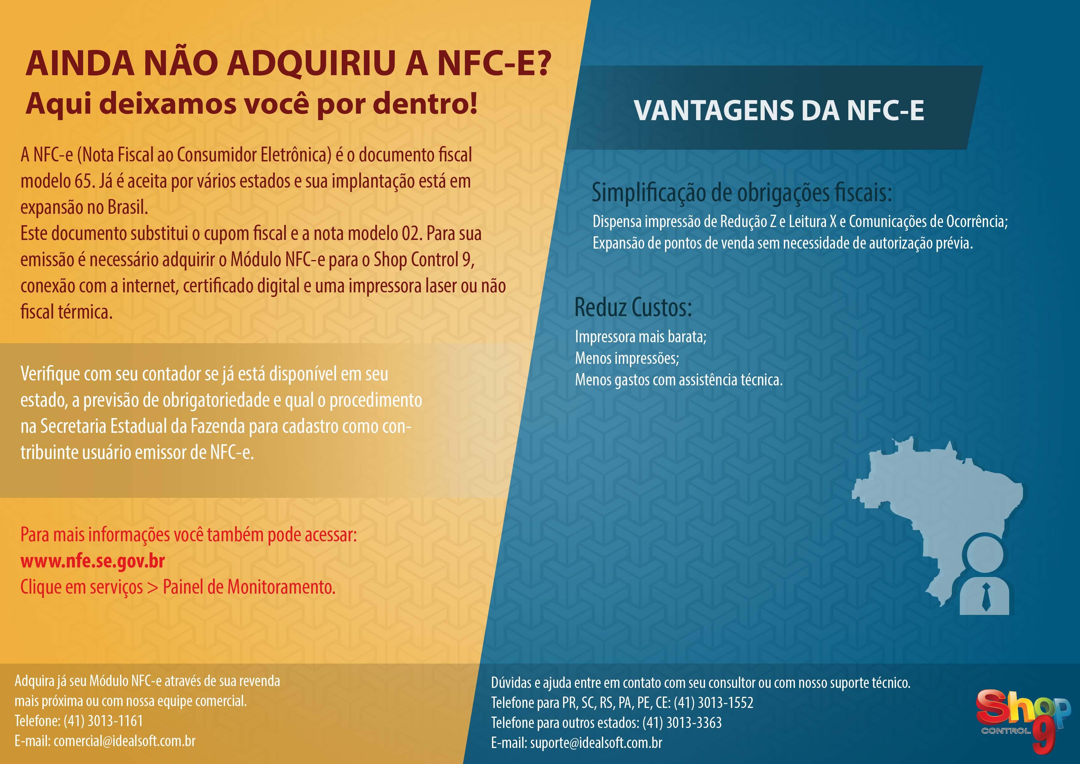 ECF versus NFC e